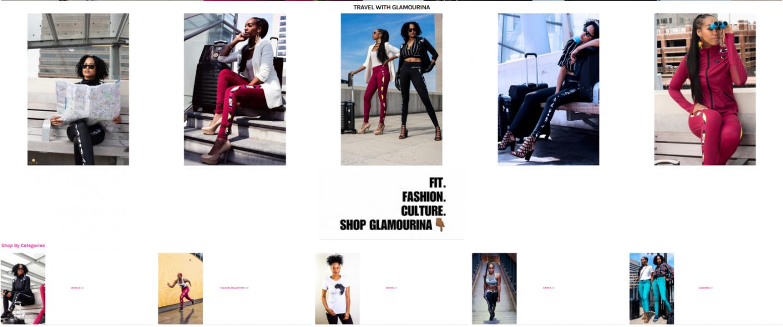 GlamourinaWebsite