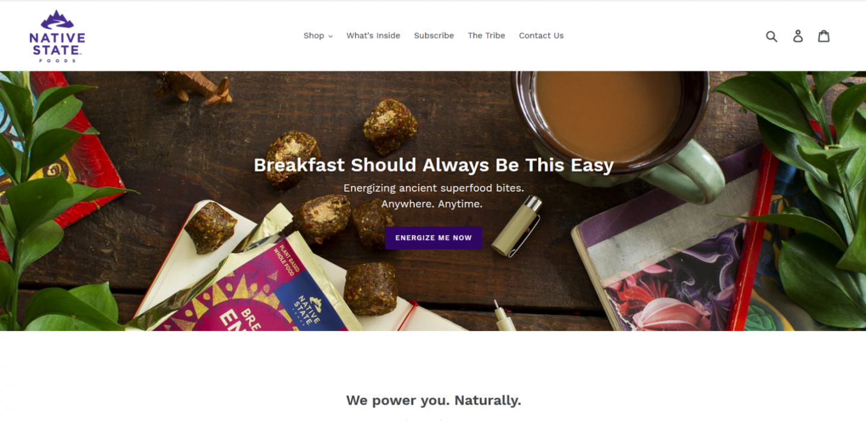 NativeState-Website