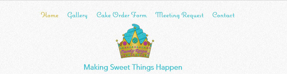 Candy Reign - Making sweet things happen
