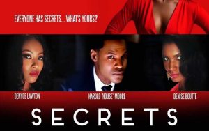 Secrets Movie Poster
