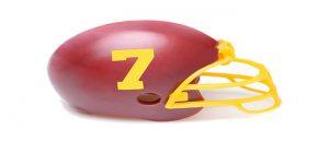 Washington Football Team Helmet #7