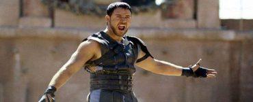 Scene from the movie Gladiator