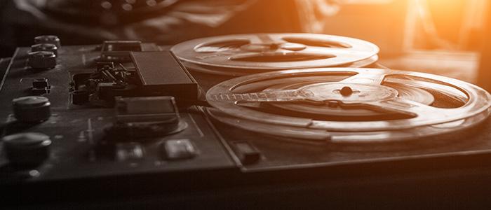 reel-to-Reel Tape recorder
