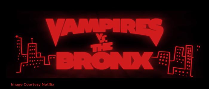 Vampires v The Bronx