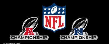 NFL Logo - NFC AFC Championships