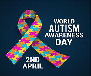 Autism Awareness Day April 2, 2021