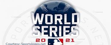 2021 MLB World Series logo