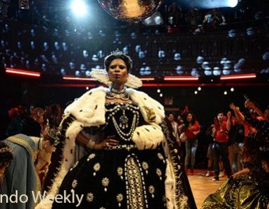 Mother Elektra (Dominique Jackson) defines what it means to be legendary on the runway.